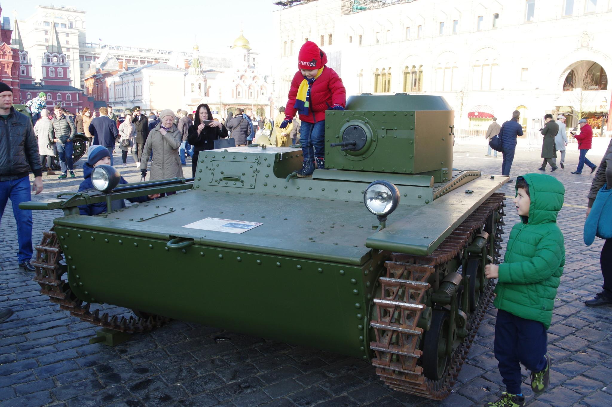 Лёгкий танк Т-38