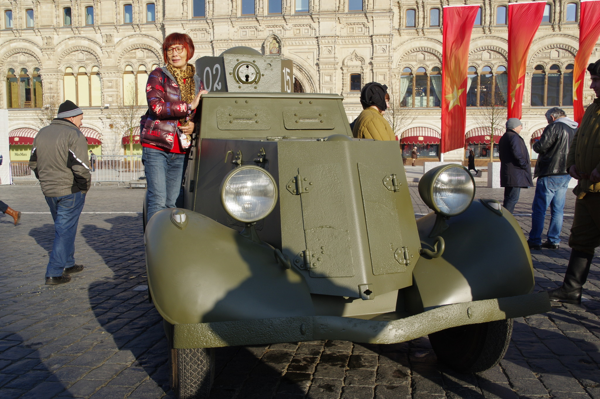Лёгкий бронеавтомобиль БА-20