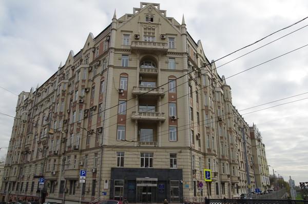Доходный дом Московского Басманного Товарищества (Новая Басманная улица, дом 10, строение 1)