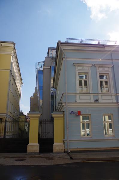 Доходный дом И.П. Кузнецова (улица Знаменка, дом 9/12, строение 2)