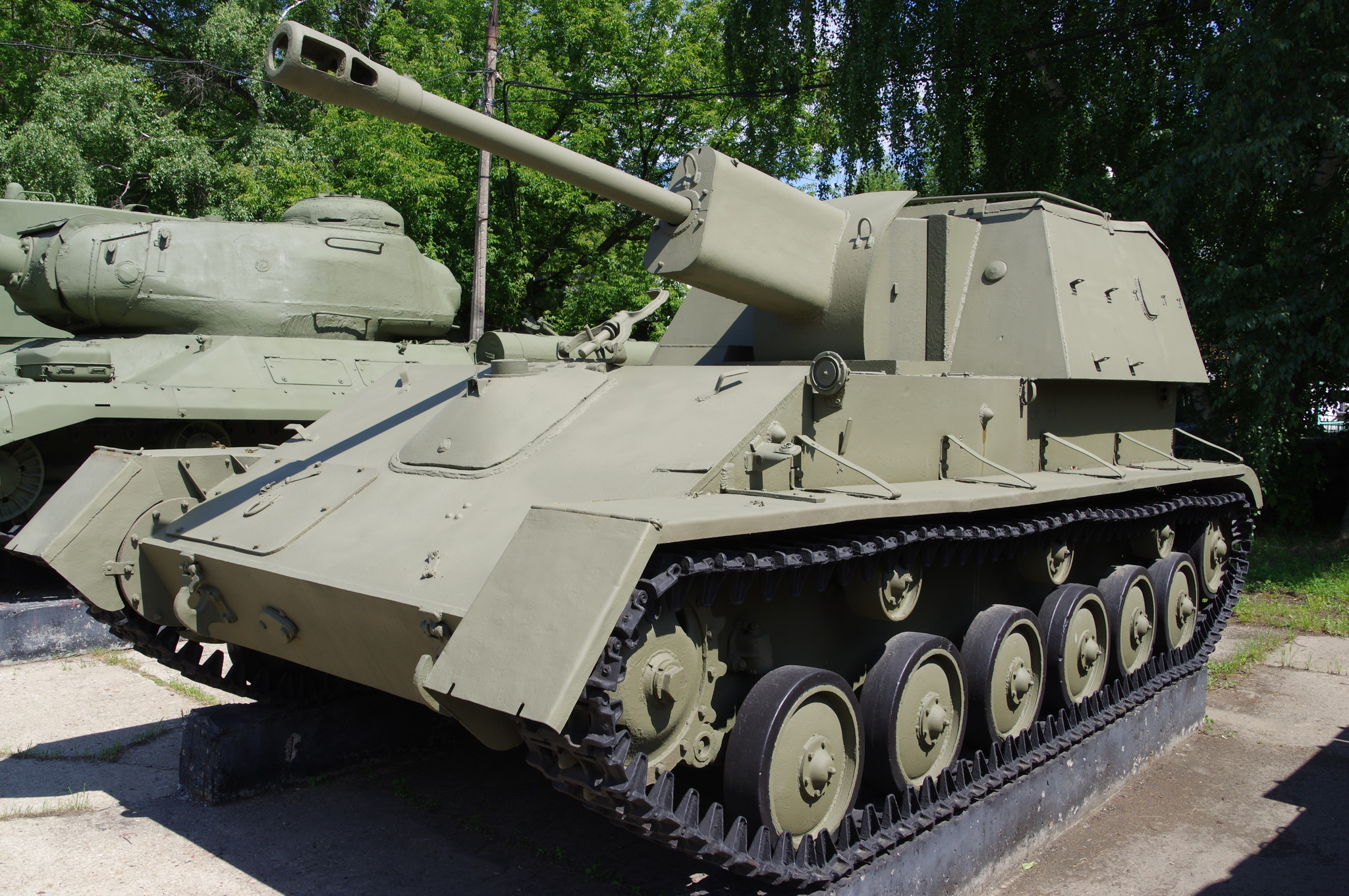 танк гаубица фото нас гостях побывала
