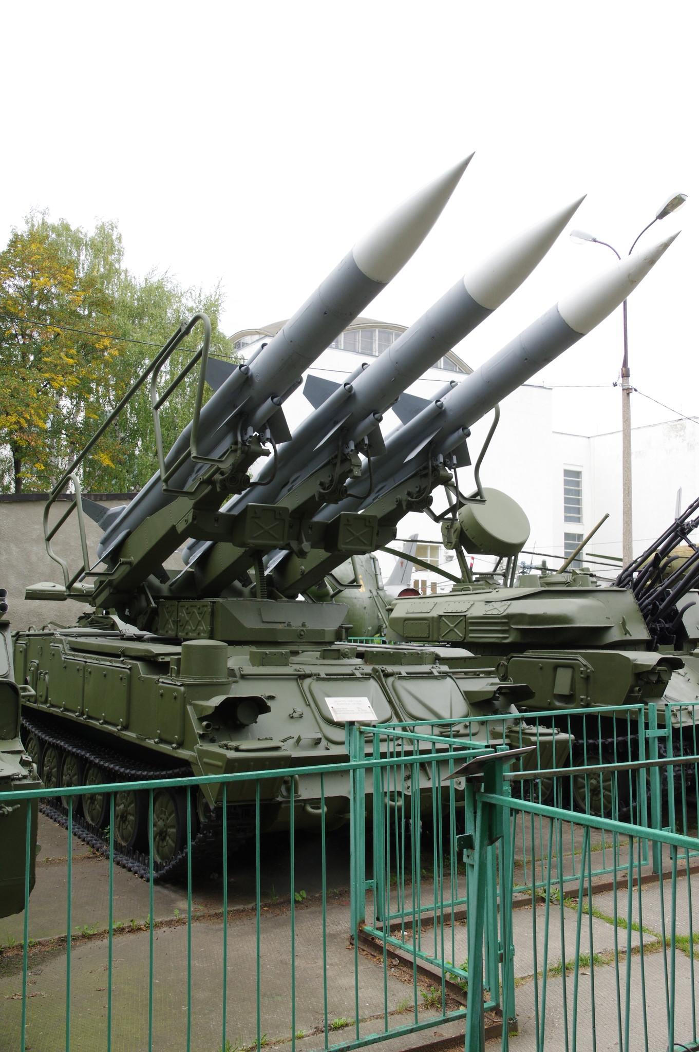 Зенитно-ракетный комплекс «Куб»