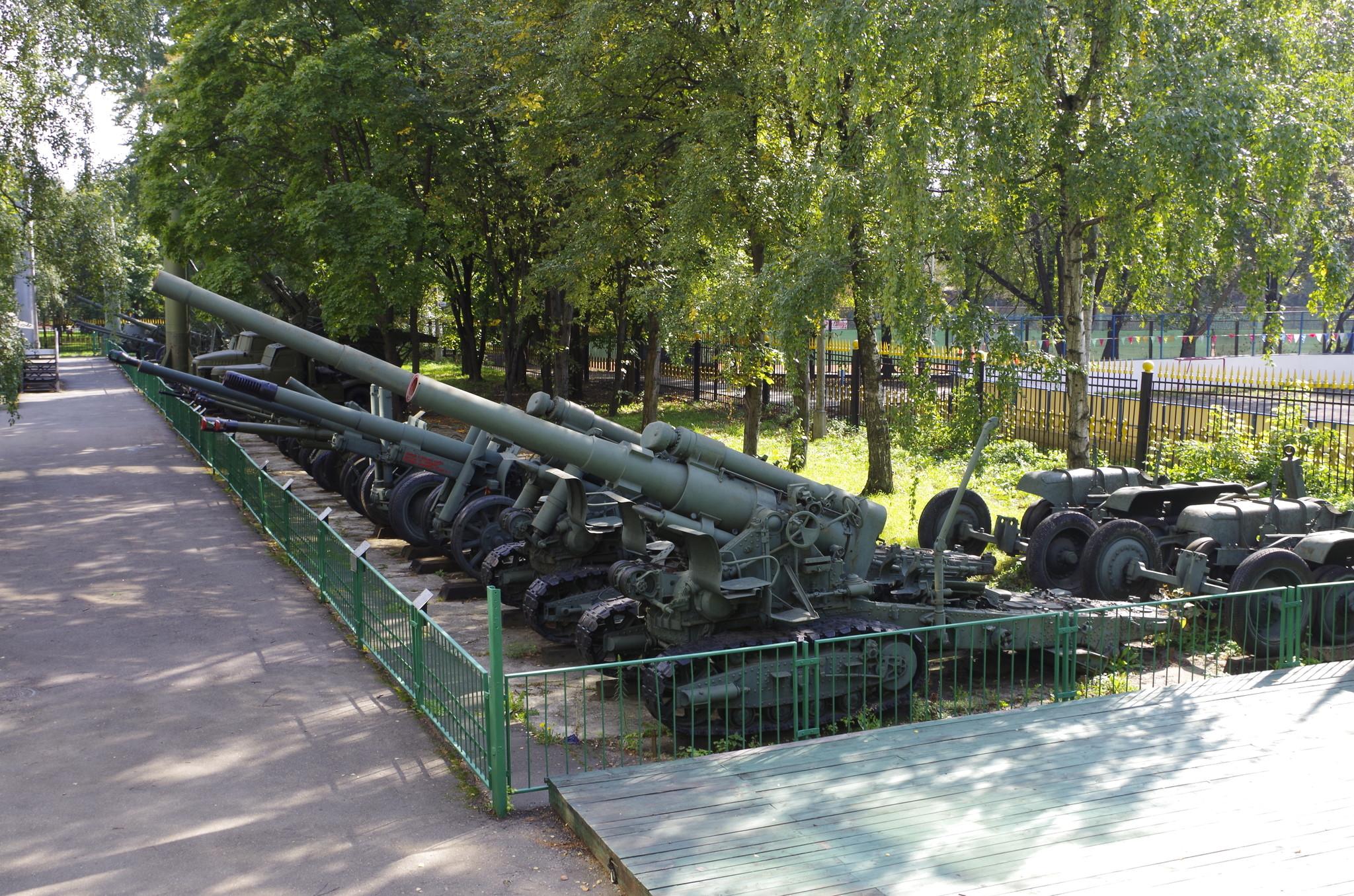 Центральный музей Вооруженных сил Российской Федерации (улица Советской Армии, 2)
