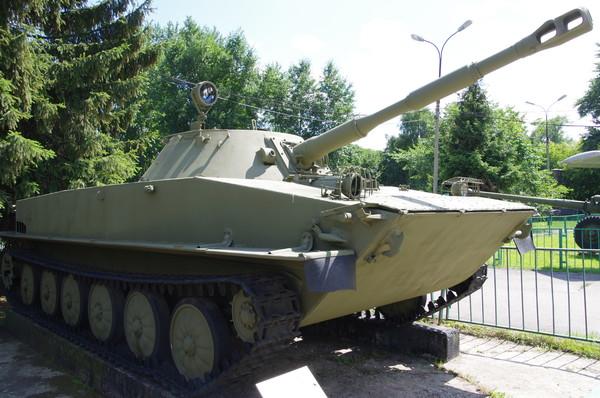 Лёгкий плавающий танк ПТ-76