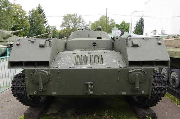Боевая машина десанта БМД-1 (Центральный музей Вооружённых сил Российской Федерации)