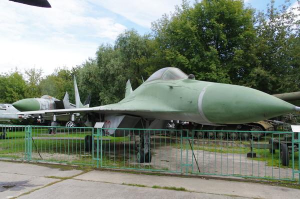 Фронтовой истребитель МиГ-29