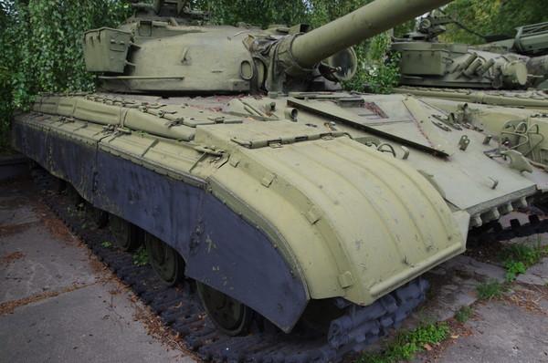 Основной боевой танк Т-64А обр. 1973 г. Центральный музей Вооружённых сил Российской Федерации