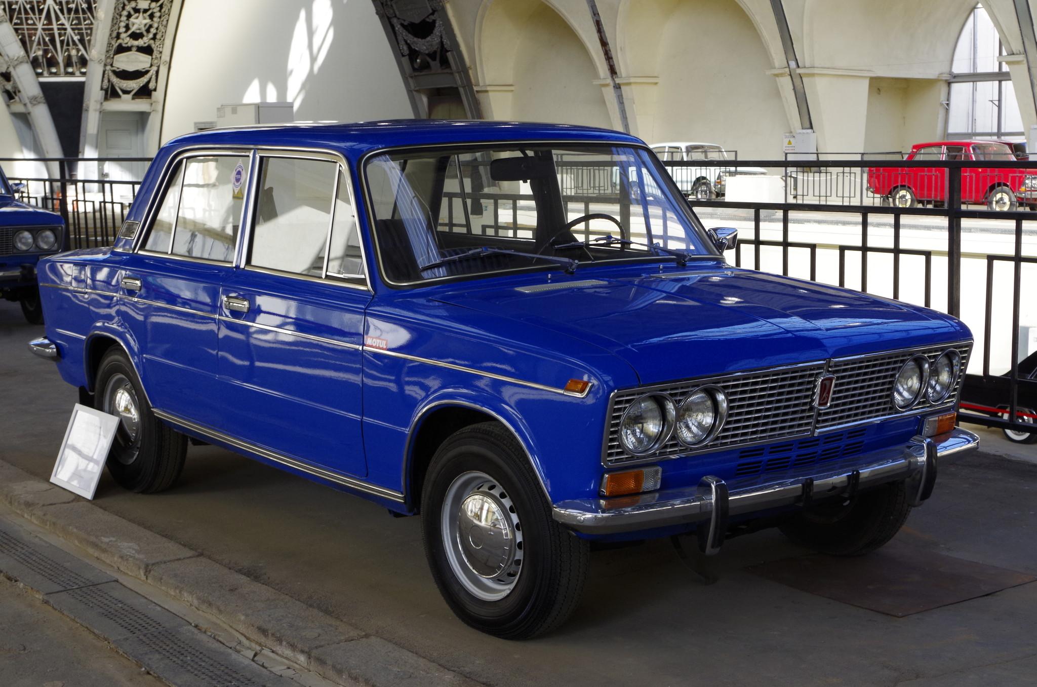 Автомобиль «ВАЗ-2103»