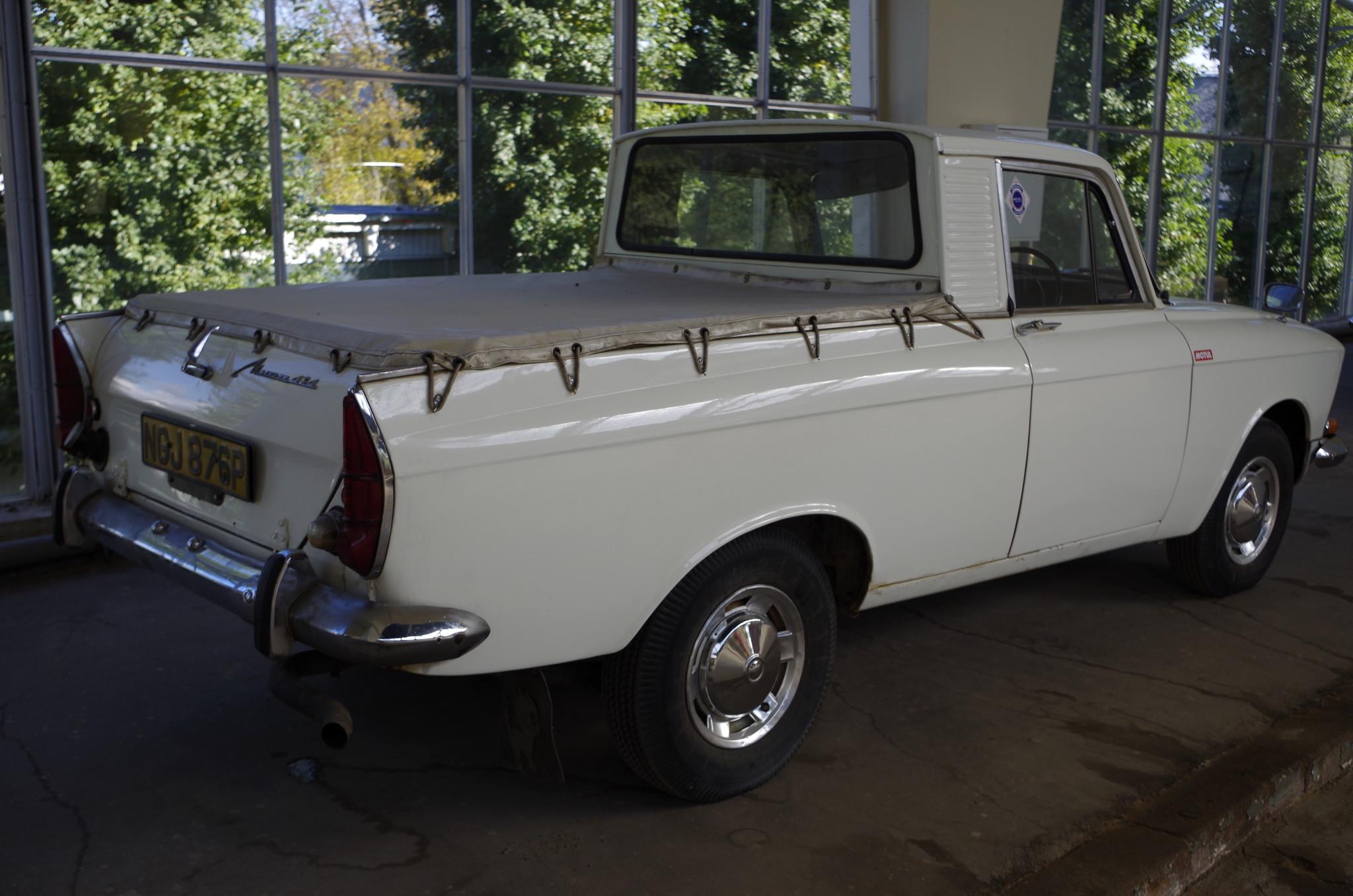 Автомобиль «Москвич-434П» пикап