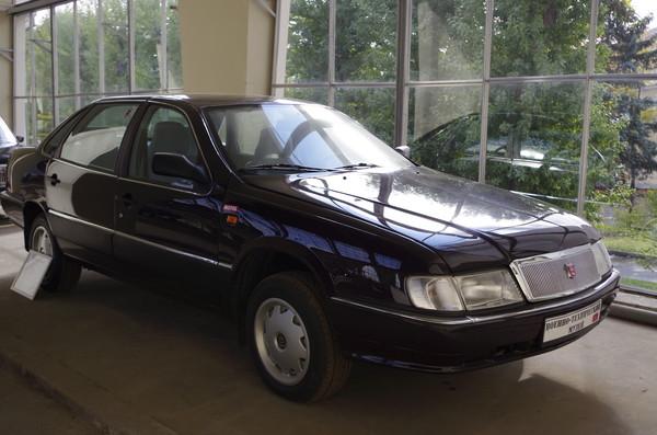 Автомобиль ГАЗ-3105 «Волга»