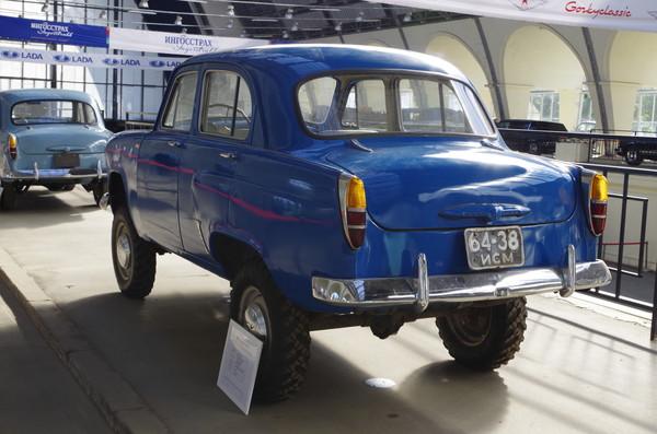 Легковой автомобиль «Москвич-410»