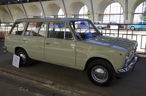 Автомобиль ВАЗ-2102 «Жигули»