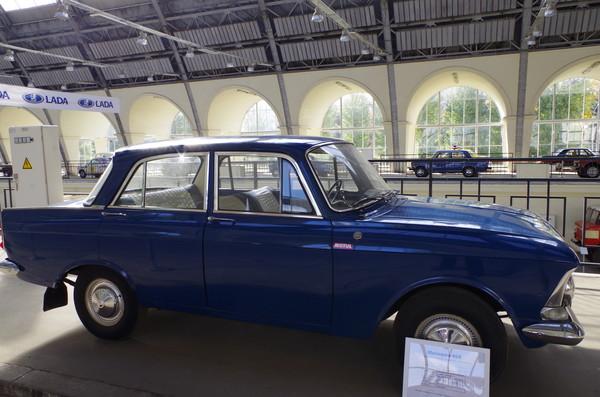 Легковой автомобиль «Москвич-408»