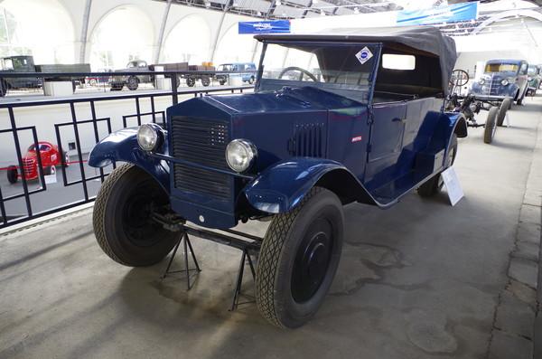 Легковой автомобиль НАМИ-1