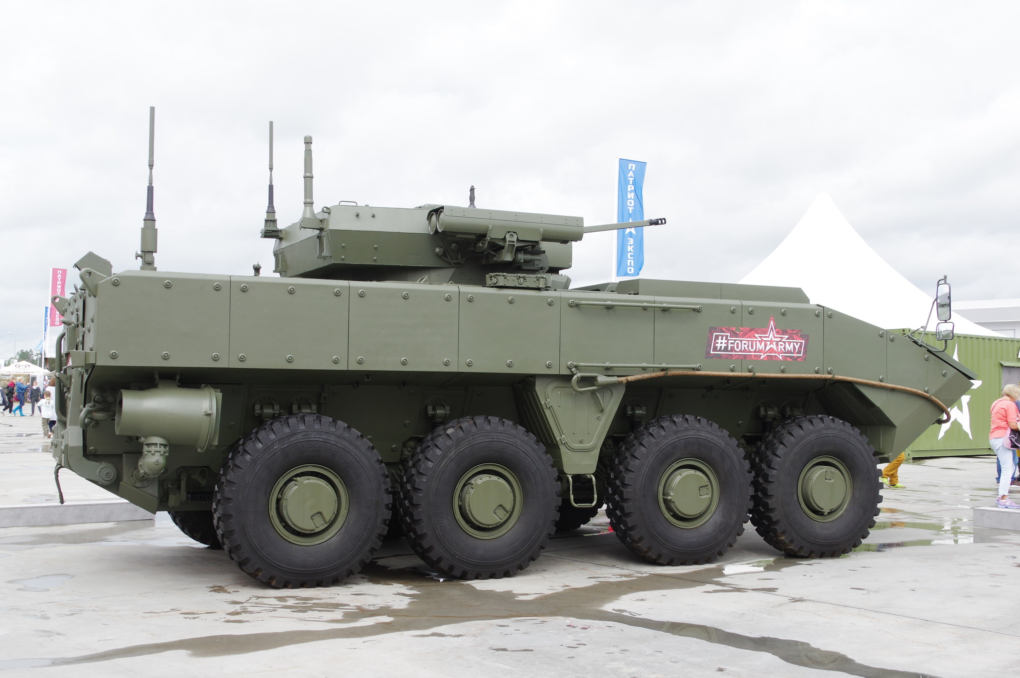 Боевая машина пехоты «Бумеранг»