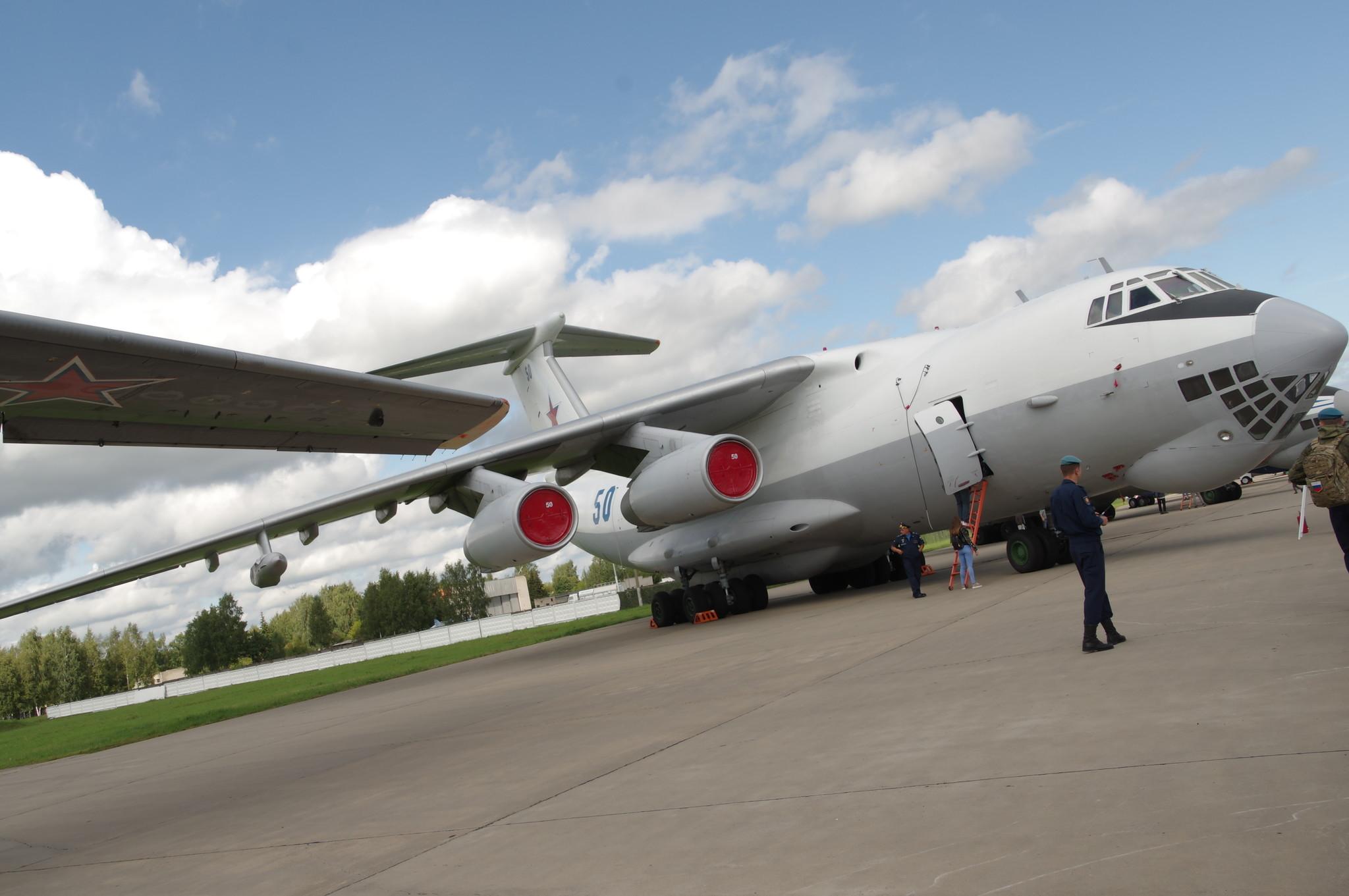 Самолёт-топливозаправщик Ил-78М