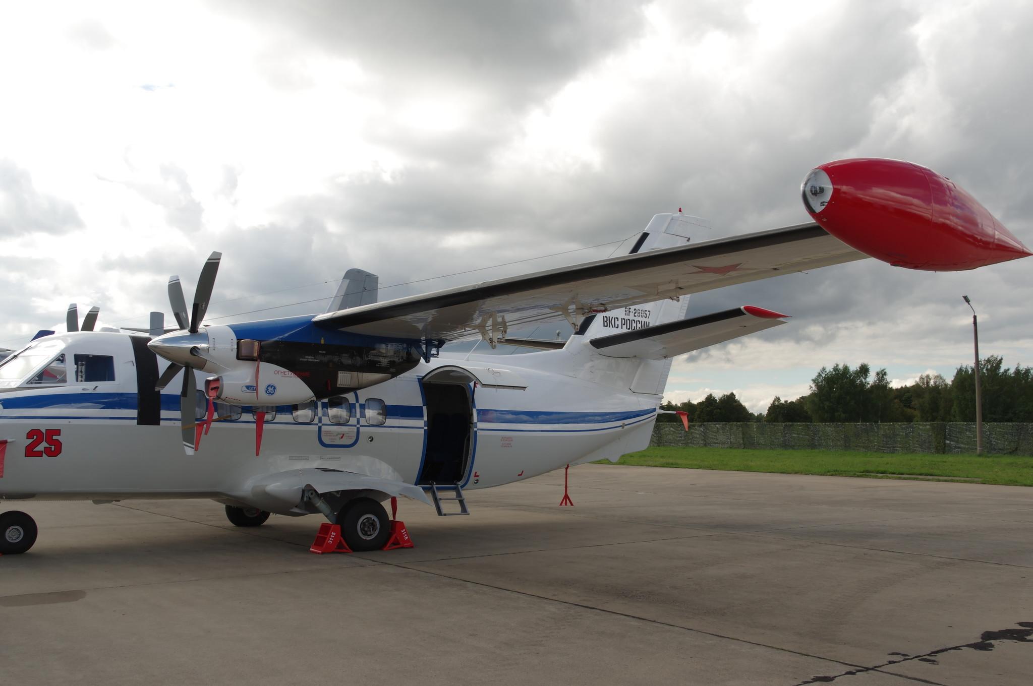 Учебно-тренировочный самолёт L-410 UVP-E20