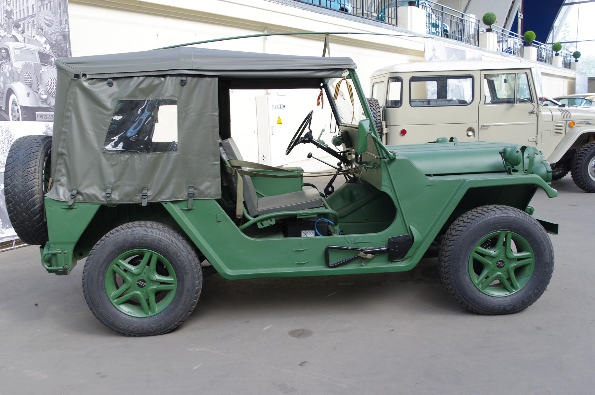 Автомобиль Форд M151A2 MUTT