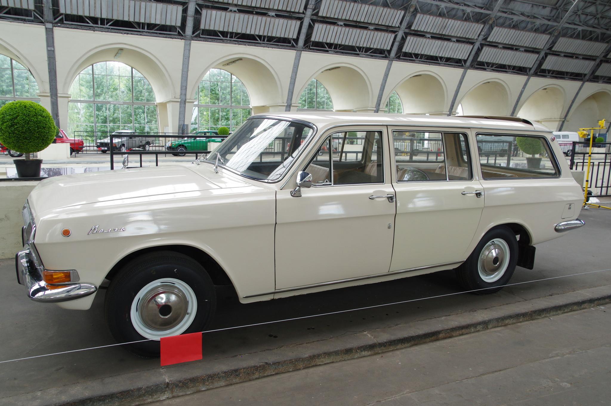 Автомобиль ГАЗ-24-02 «Волга»