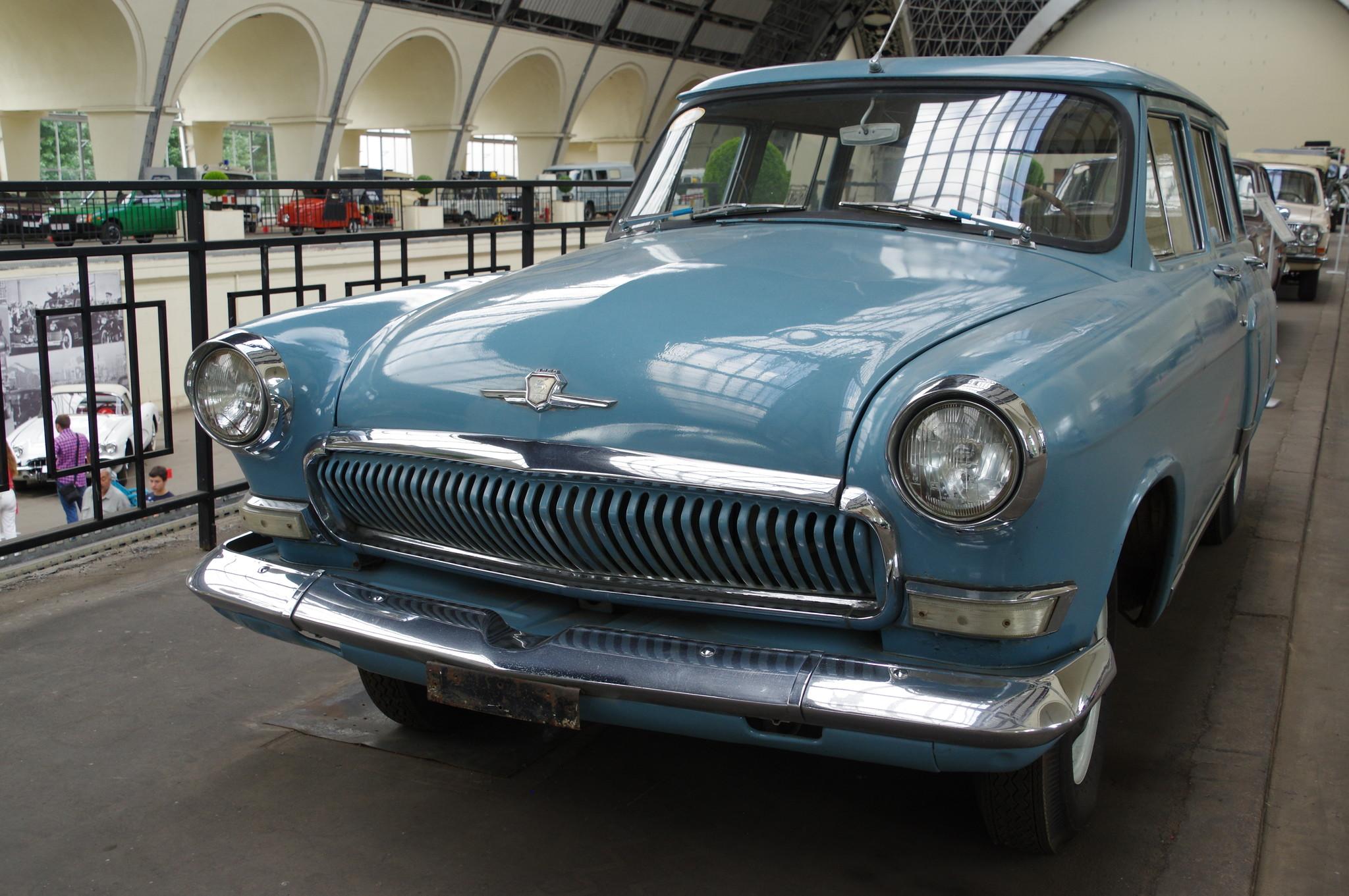 Автомобиль ГАЗ-22 «Волга»