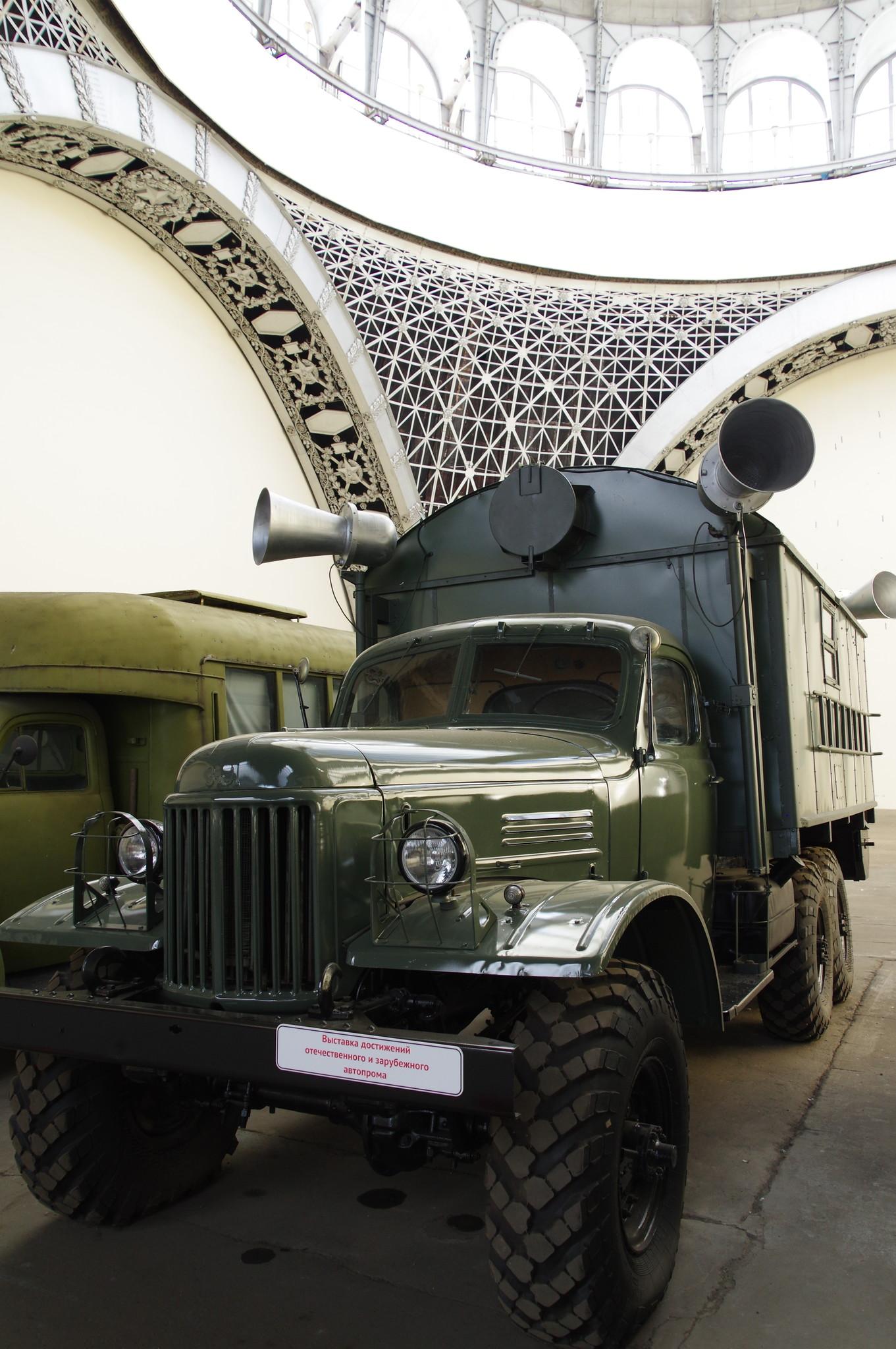 Автомобиль ЗИЛ-157