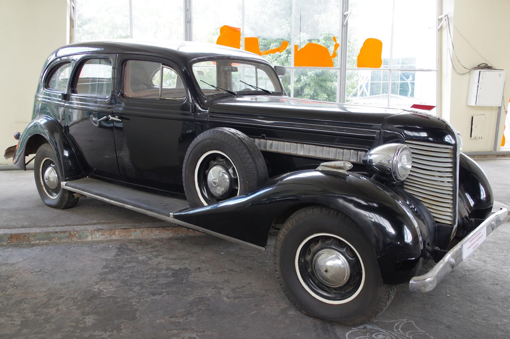 Автомобиль ЗИС-101А