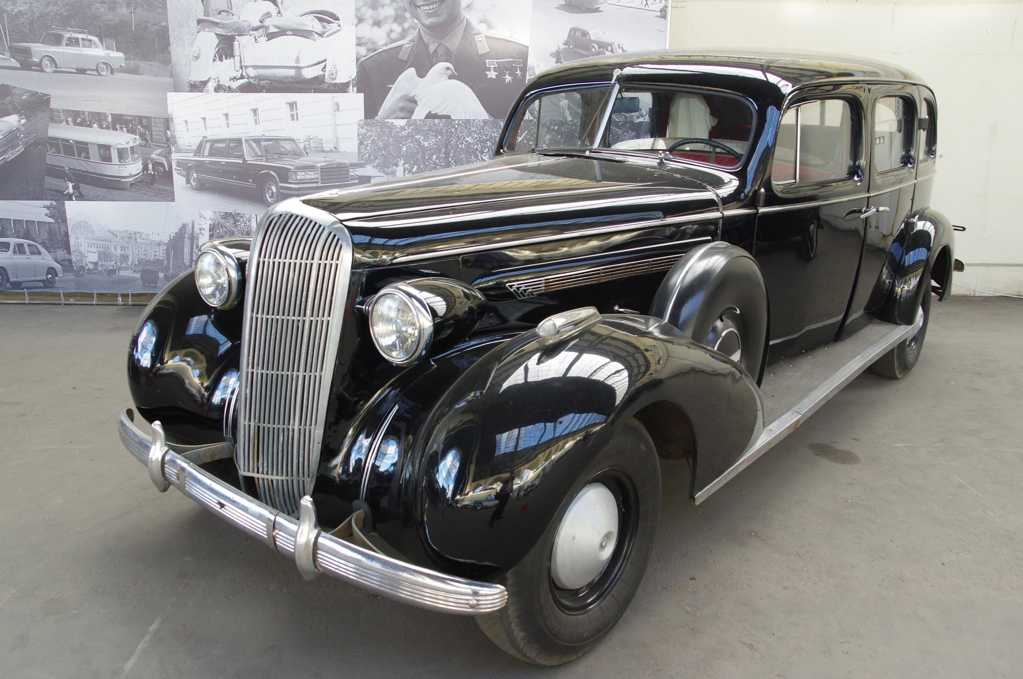 Автомобиль Buick Limited Series 90