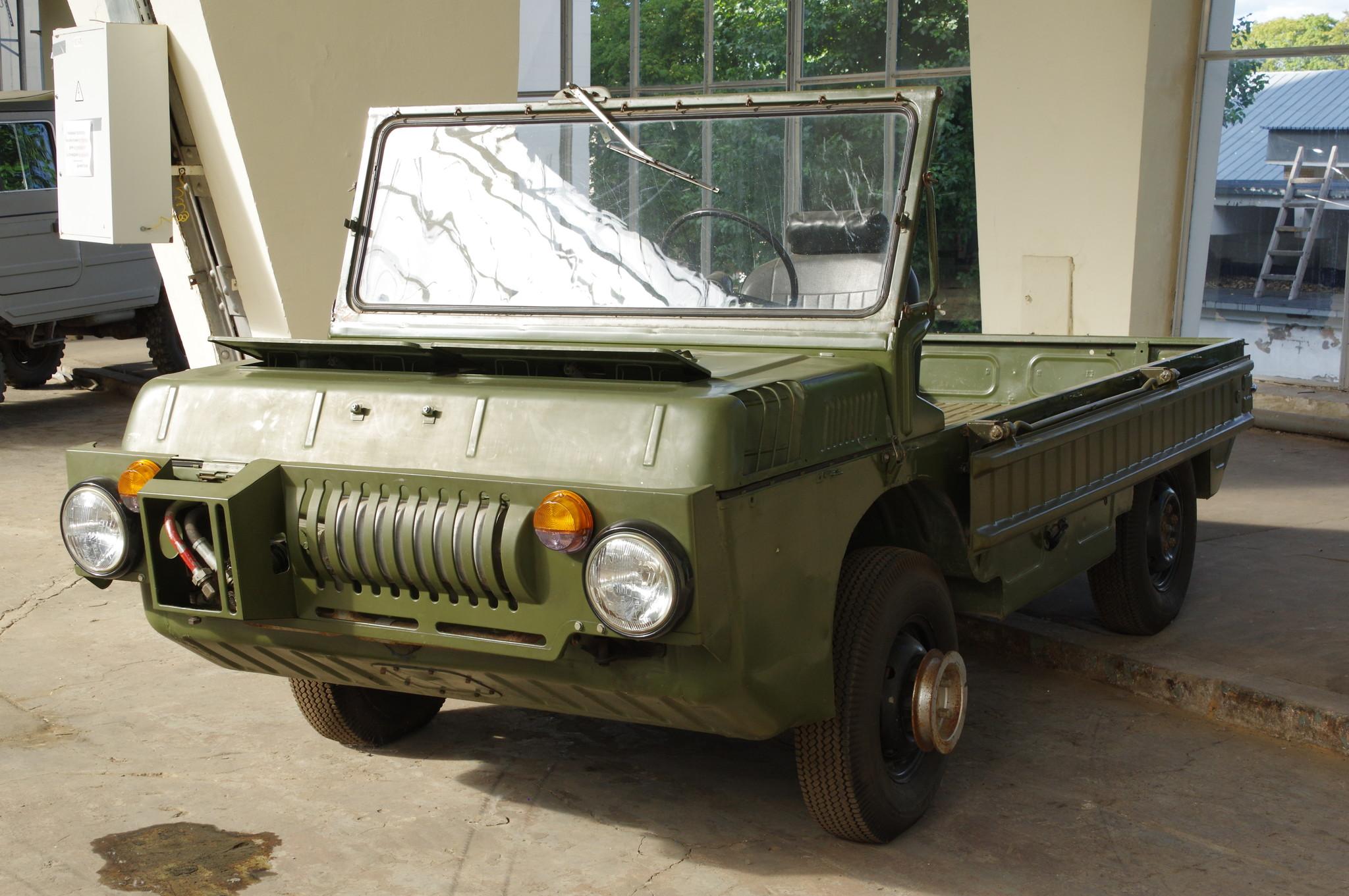 Транспортёр переднего края (ЛуАЗ-967)