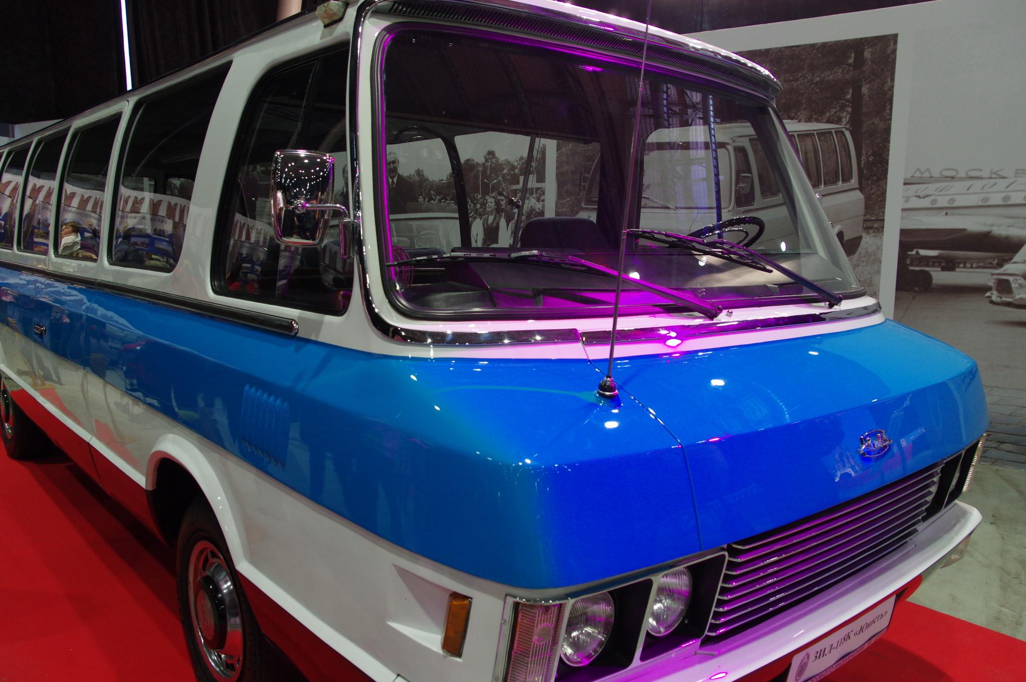 Микроавтобус ЗИЛ 118К «Юность»