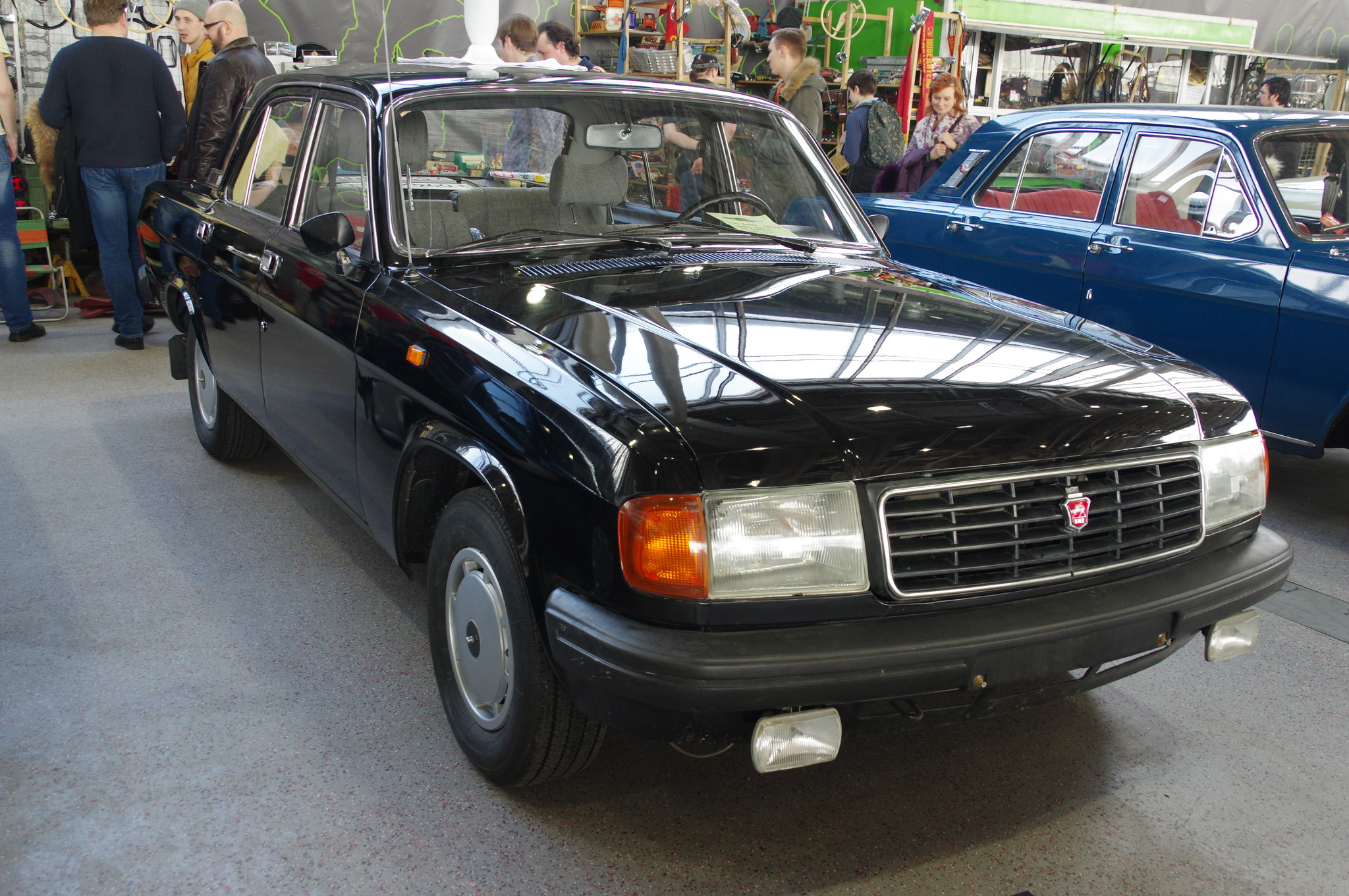 Легковой автомобиль ГАЗ-31029