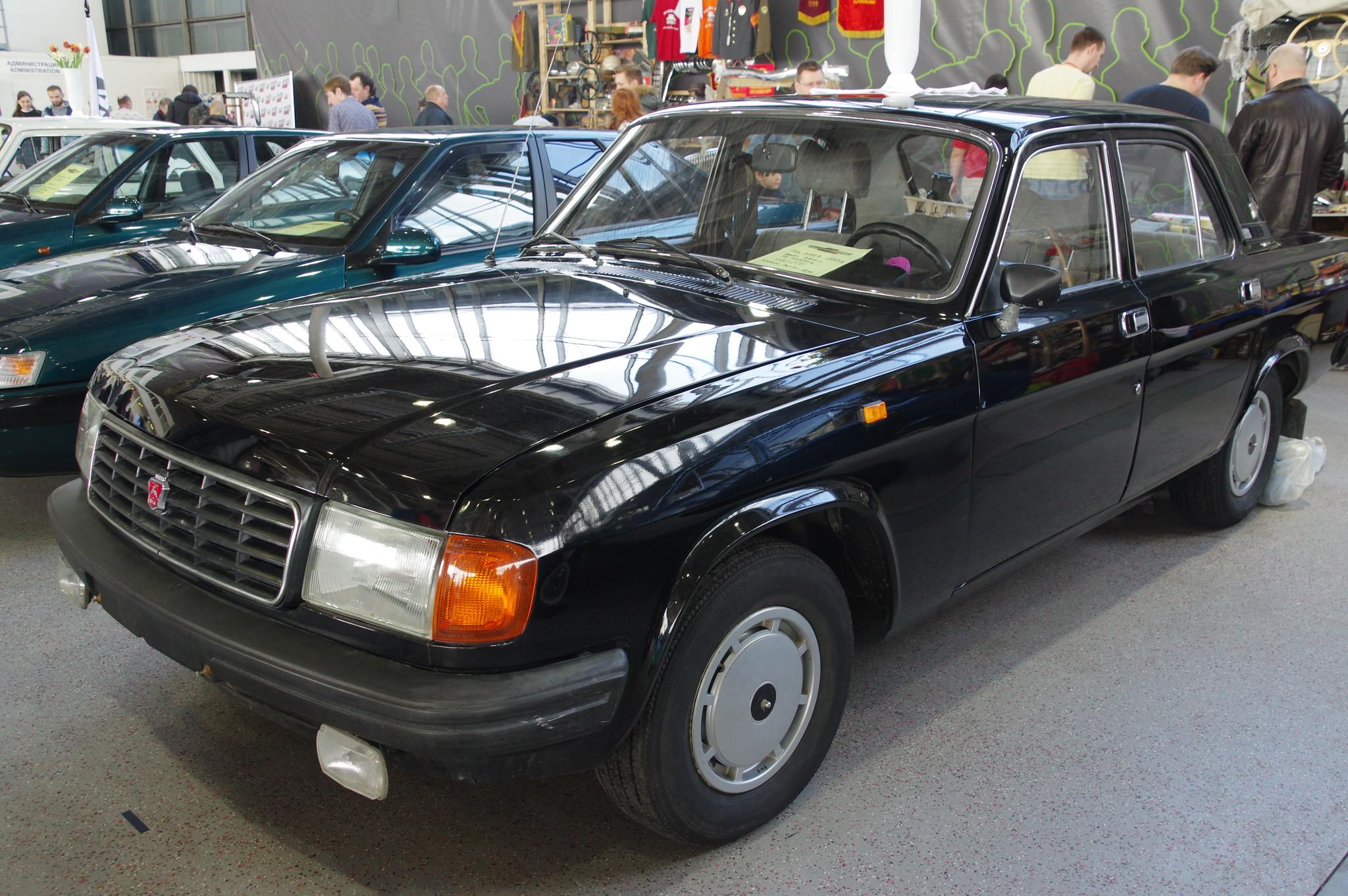 Легковой автомобиль ГАЗ-31029 1993 г.в.