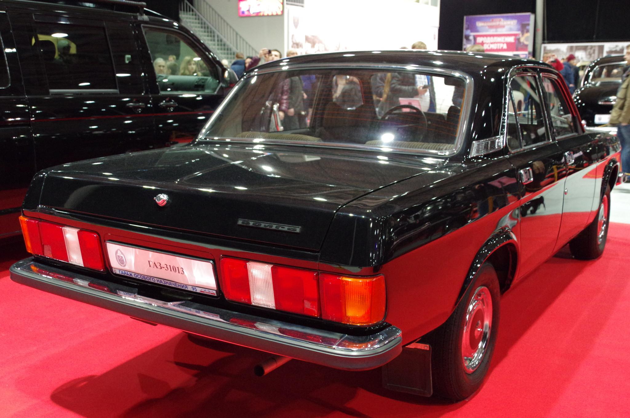 Автомобиль ГАЗ-31013 «Волга»