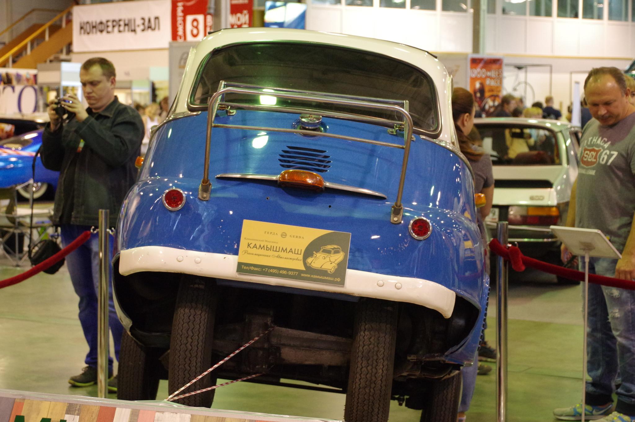 Автомобиль BMW Isetta 250