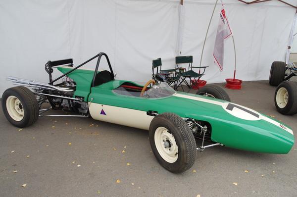 Гоночный автомобиль Москвич «Г-5»