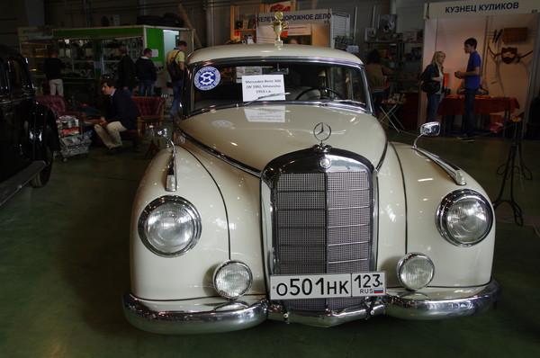 Mercedes-Benz 300 (W186) Год выпуска: 1953