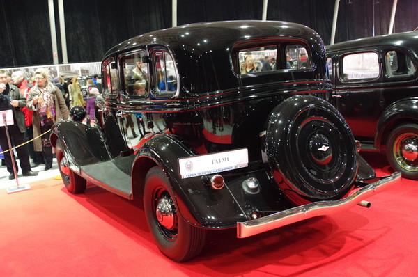 Легковой автомобиль ГАЗ М1