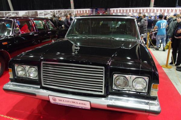 Автомобиль ЗИЛ-4104