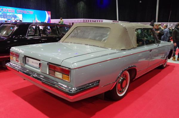 Автомобиль ЗИЛ-117М