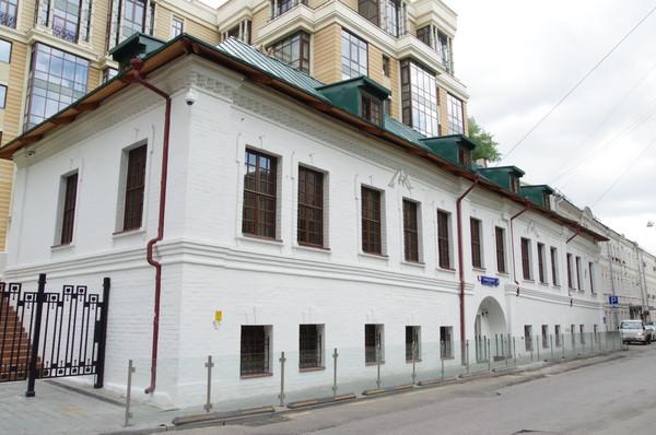Дом Зиновьевых-Юсуповых (Афанасьевский переулок, дом 24)