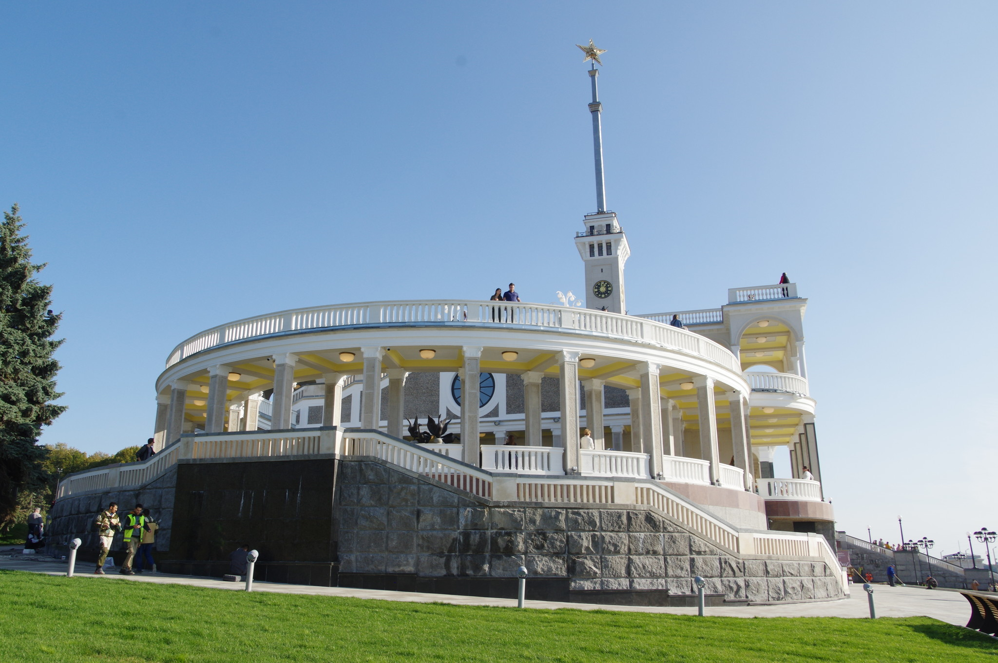 Северный речной вокзал