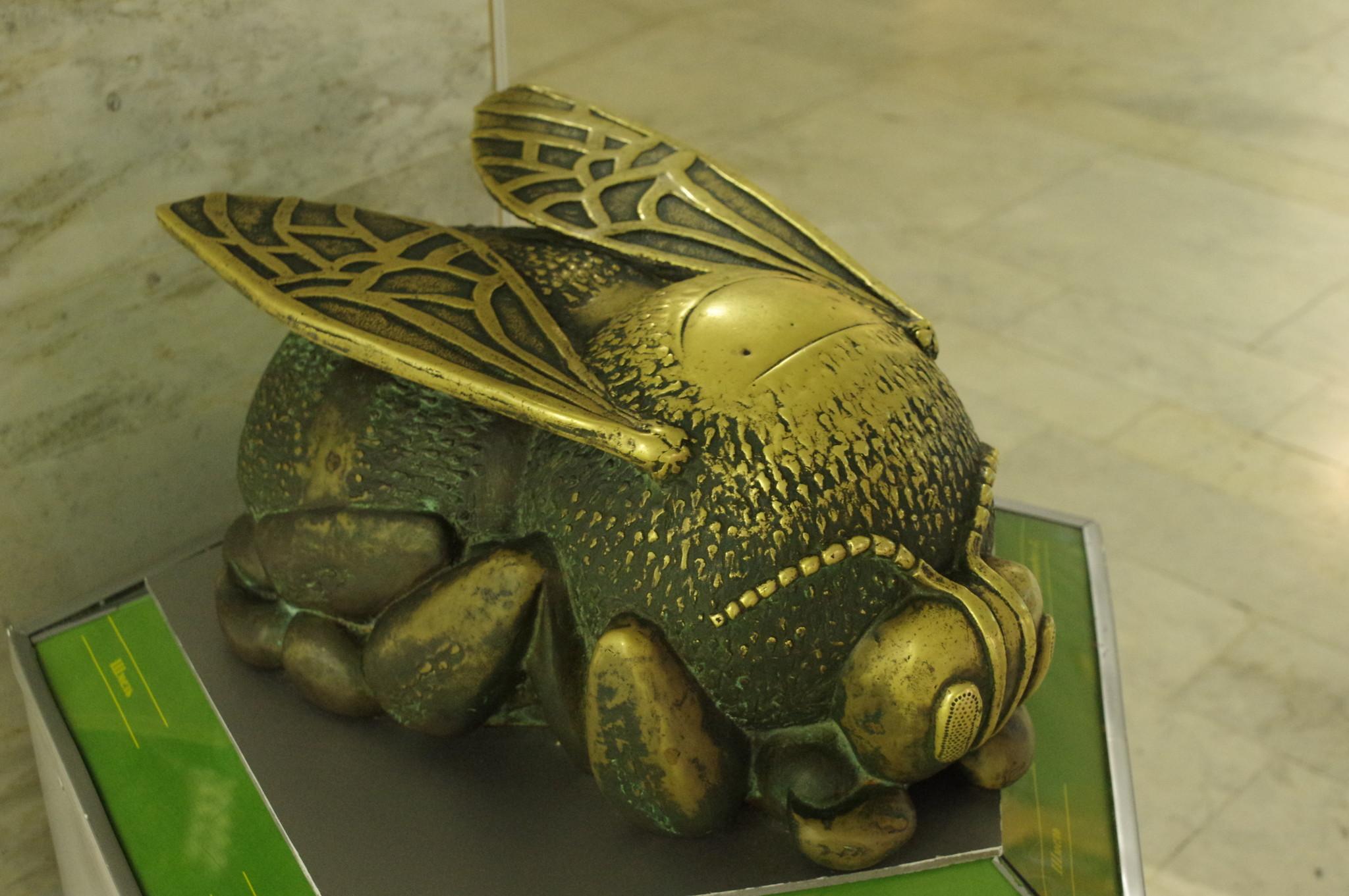 Шмель (Государственный Дарвиновский музей)