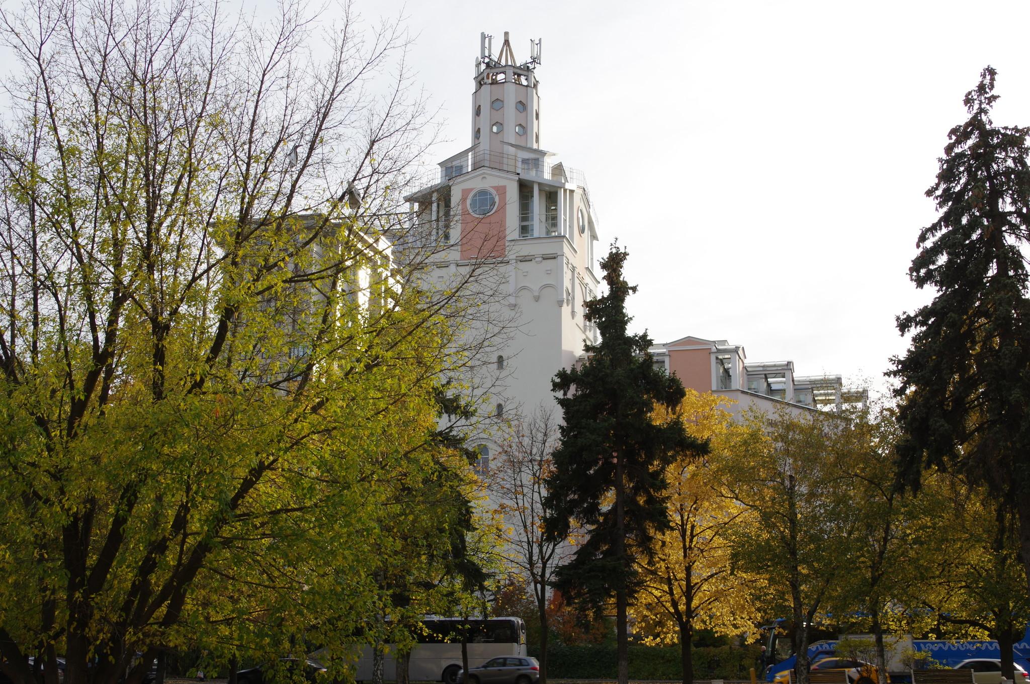 Государственный Дарвиновский музей (улица Вавилова, дом 57)