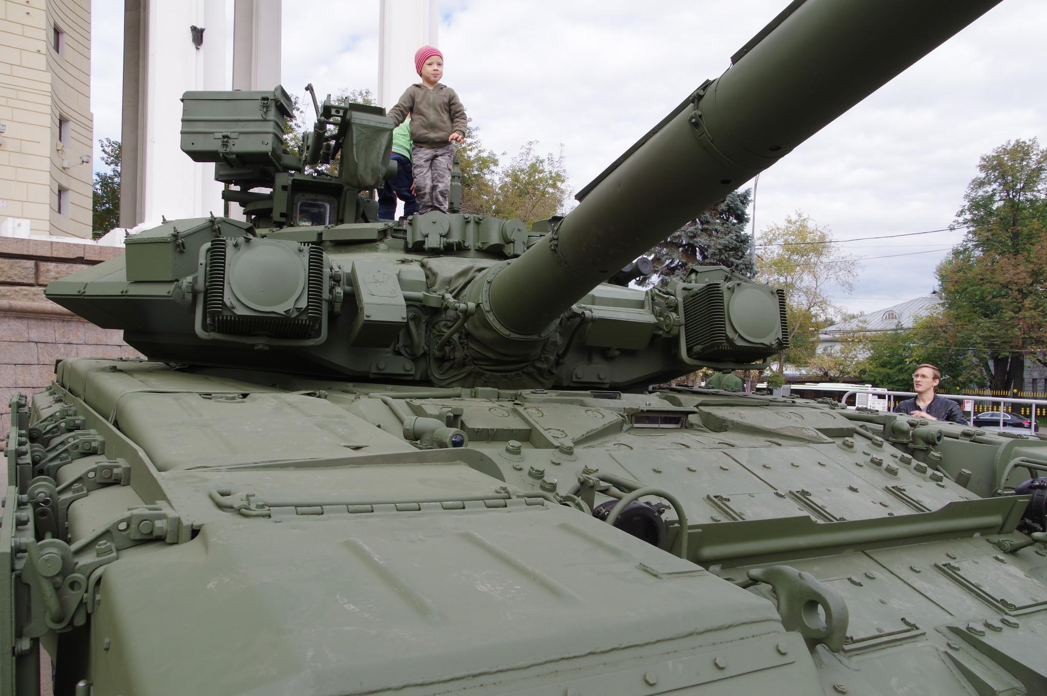 Основной боевой танк Т-90 («Владимир»)