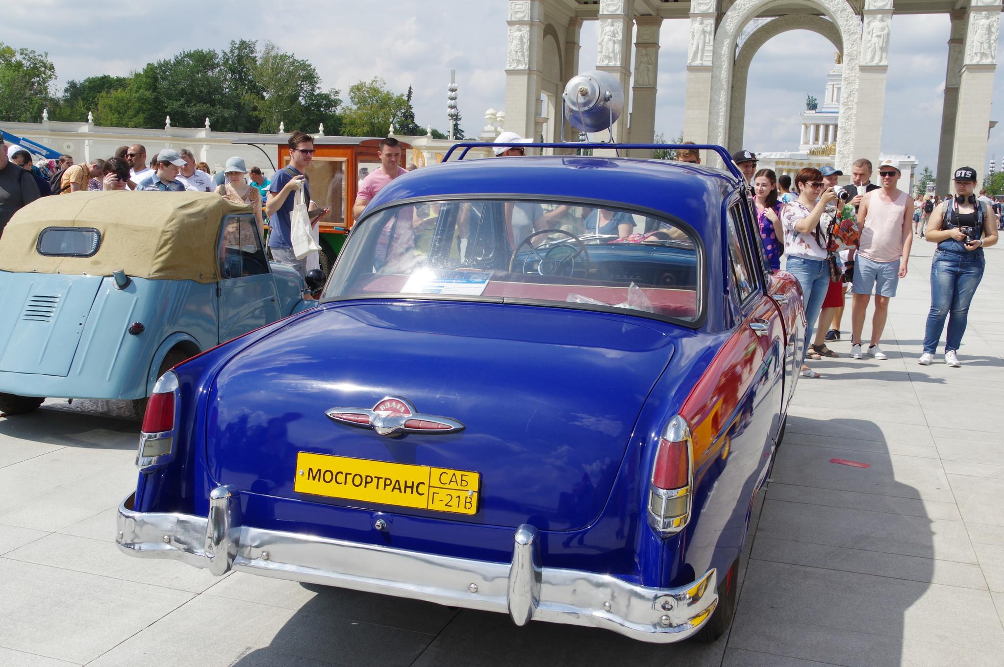 Автомобиль ГАЗ-М21В «Волга»