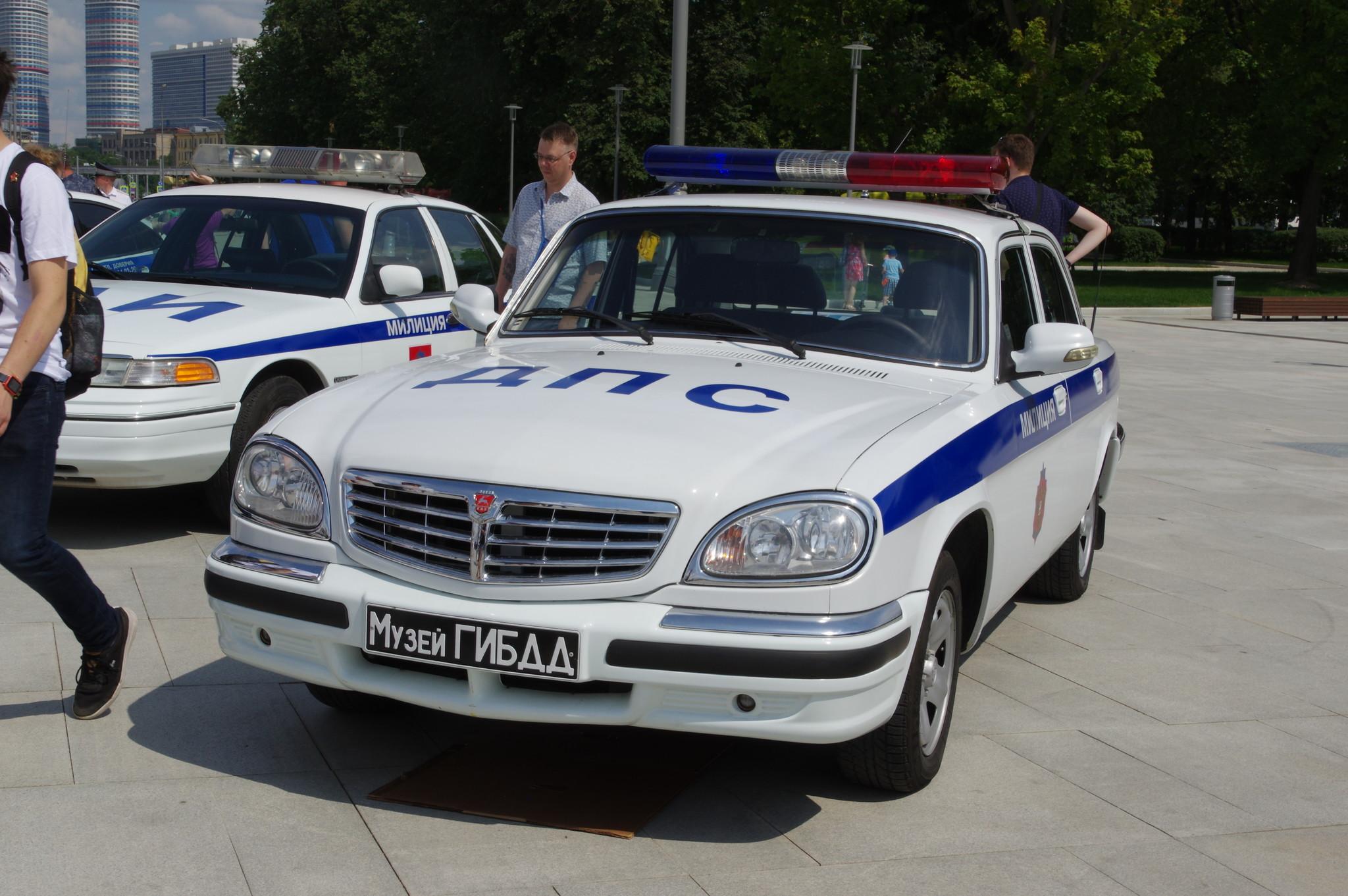 Автомобиль ГАЗ-31105 «Волга»
