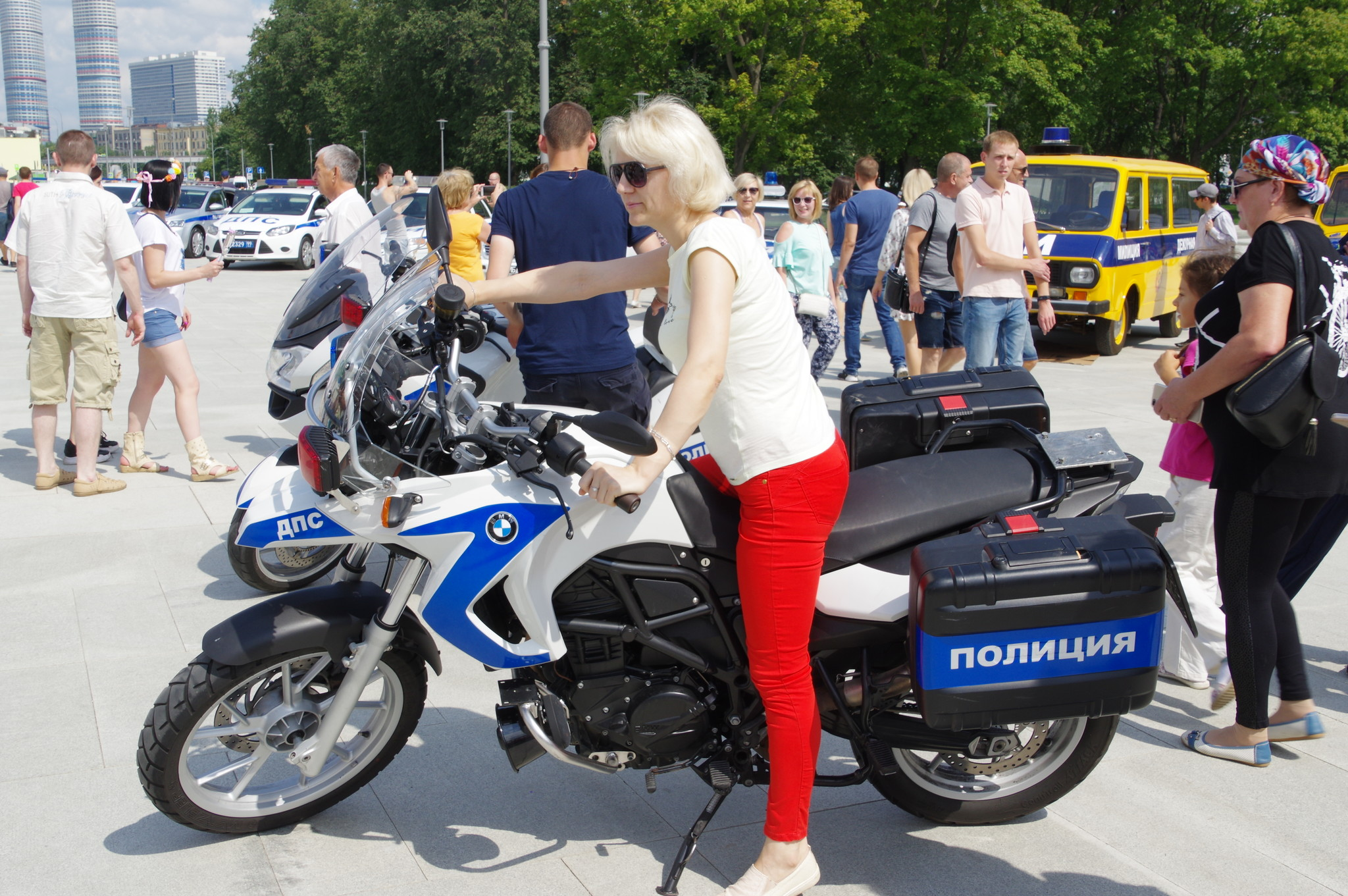 День Московского транспорта