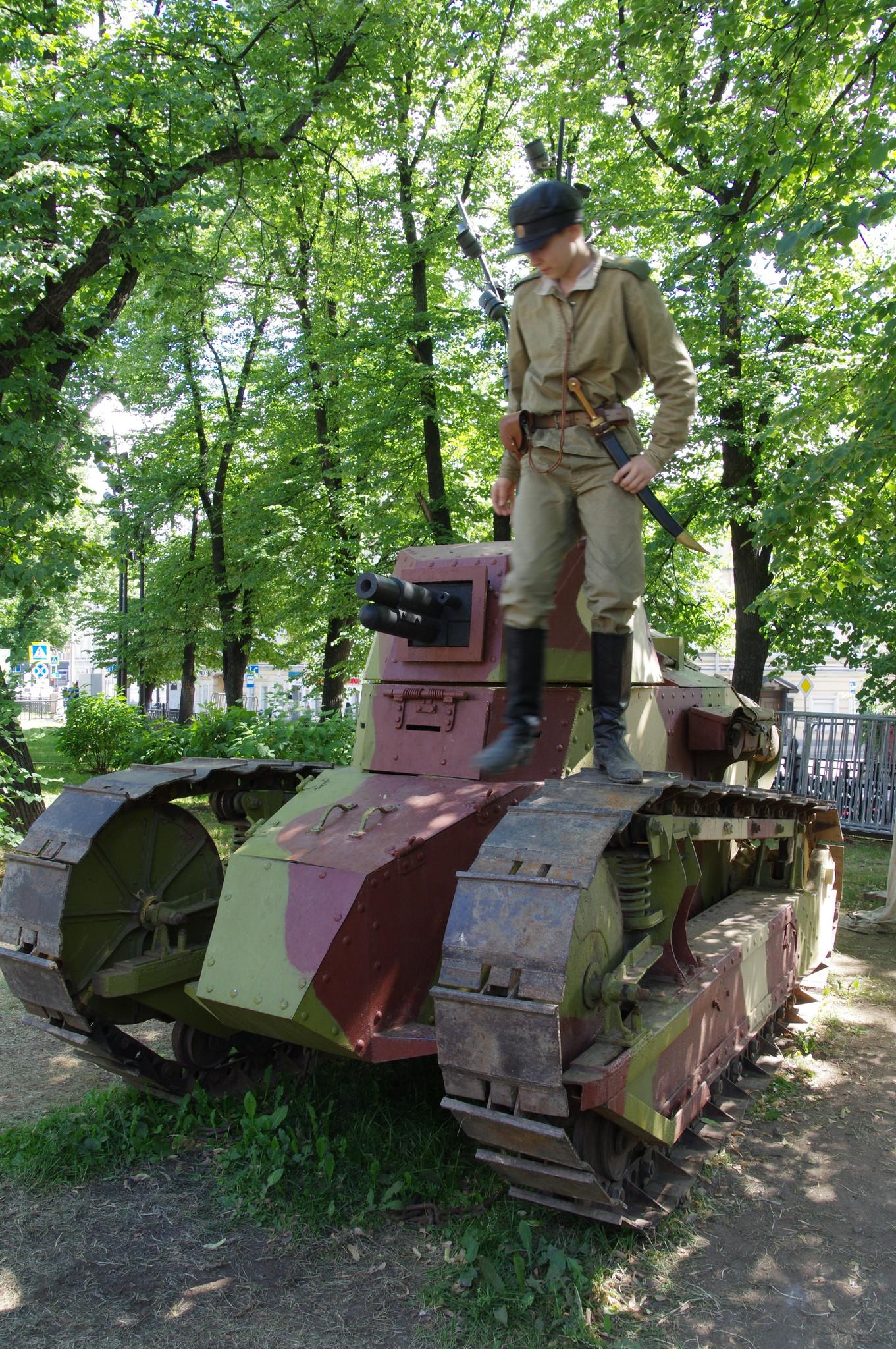 Лёгкий танк Renault FT 17