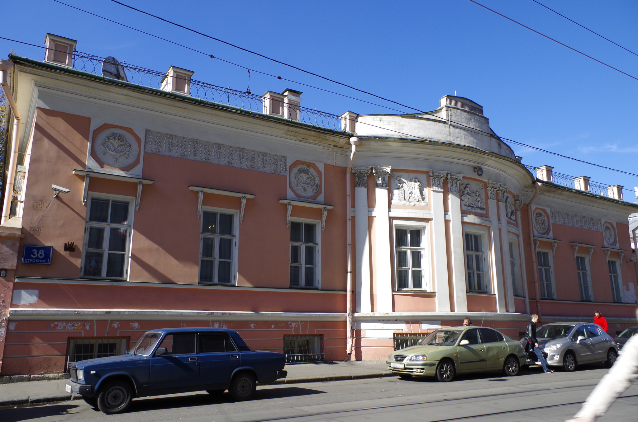 Дом Карабанова (Бауманская улица, дом 38)