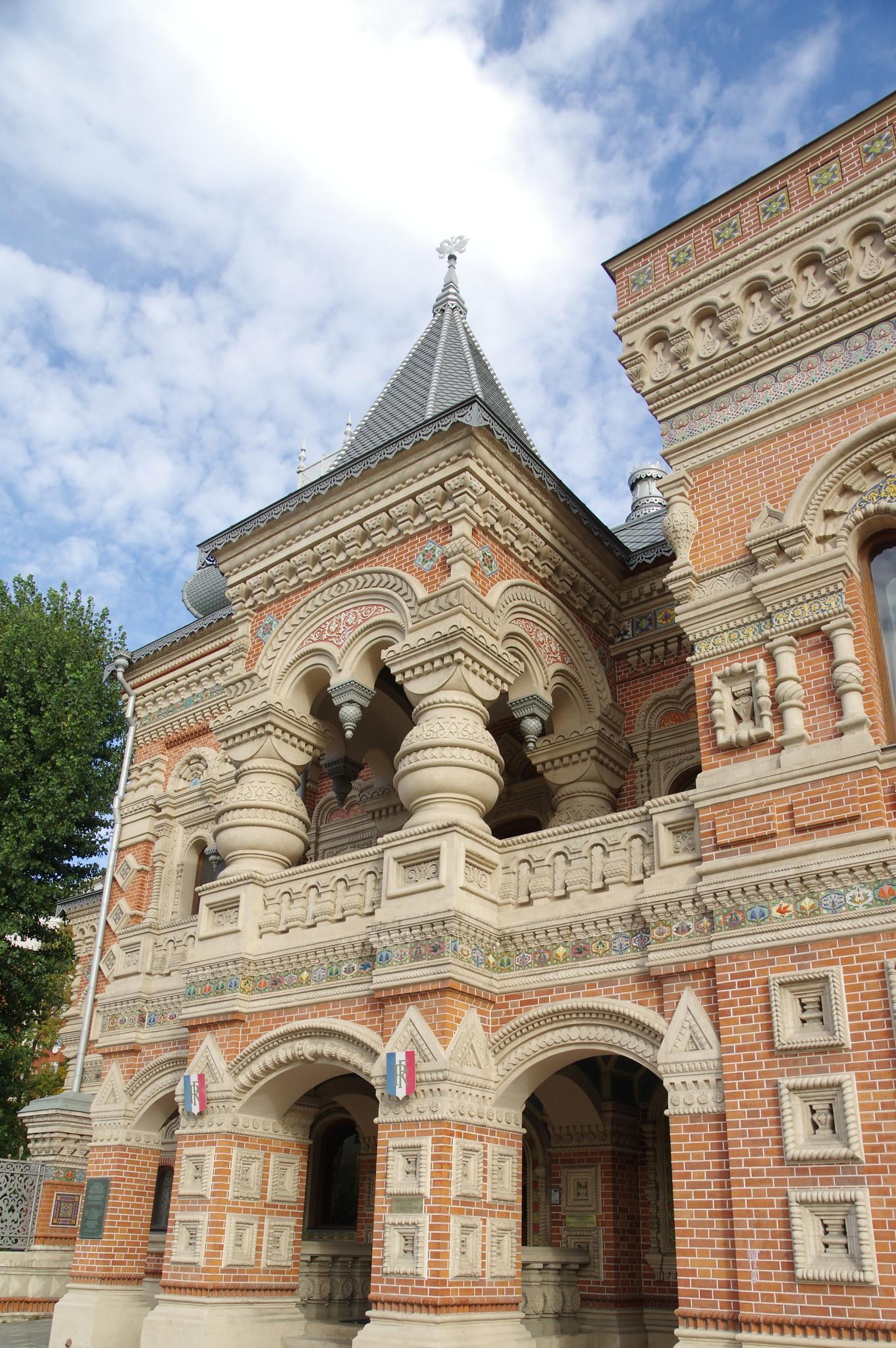 Дом купца Н.В. Игумнова (улица Большая Якиманка, дом 43, строение 1)