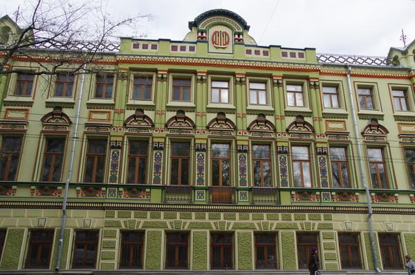 Усадьба Шибаевых (Новая Басманная улица, дом 23а, строение 1)